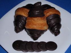 Croissant Medio Baño